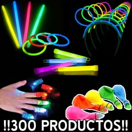 Pack 528 Productos Fluorescentes