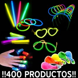 PACK AHORRO 453 Productos Luminosos