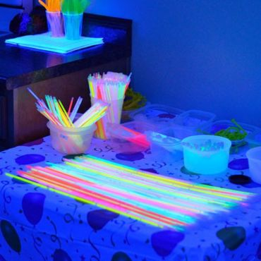 Productos Luminosos Varios para Evento