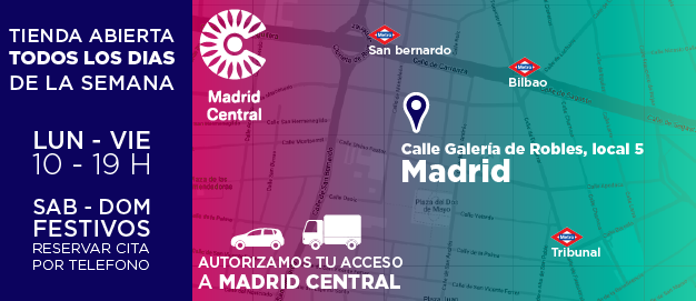 entrar gratis madrid central