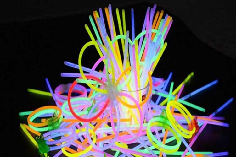 pulseras fluorescentes Valencia