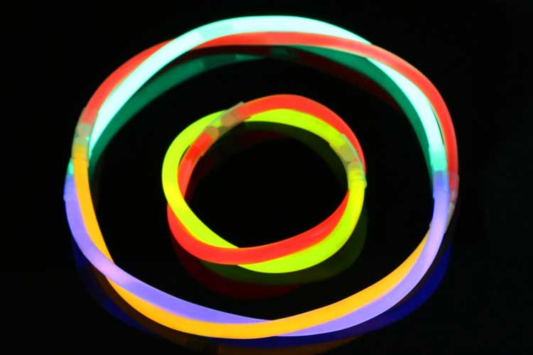 pulseras fluorescentes Barcelona